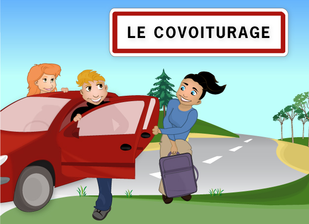 le covoiturage le transport de demain